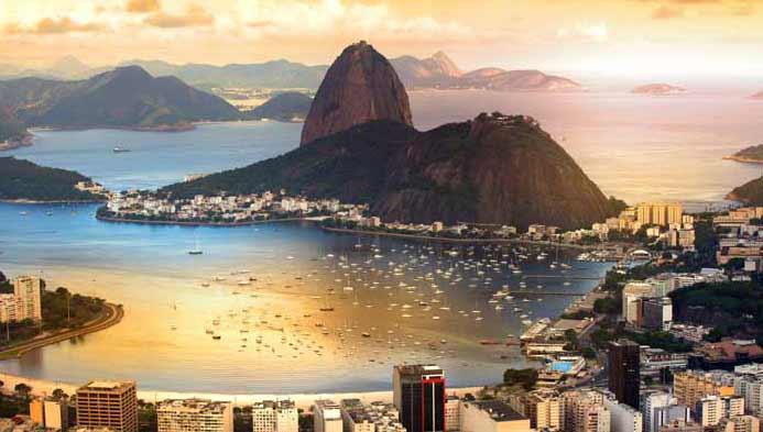 Combien peuvent se vanter d'avoir fait le Brésil à moto ?