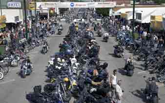 STURGIS RALLY BIKE WEEK