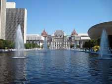 Nouveau Monde Tours - Syracuse, NY > Albany, NY