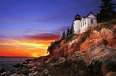 Nouveau Monde Tours - Portland, ME > Acadia Nat'l Park > Bangor, ME