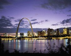 R66 & Parcs Nationaux Tours - Bloomington, IL > Saint Louis, MO