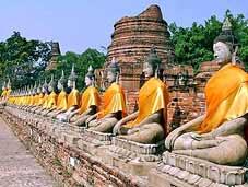 Thaïlande Bike Tour - Phetchabun > Ayatthaya