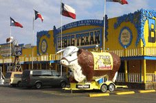 Route 66 Tours - Weatherford, OK > Amarillo, TX