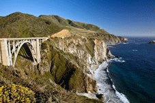 American Dream Bike Tour - San Francisco > Pacific Coast > Morro Bay, CA