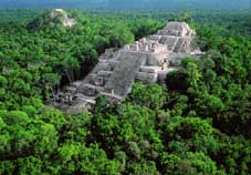 Yucatan Tours - Calakmul