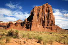 Indian Tours - Torrey, UT > Capitol Reef Nat'l Park > Goblin Valley > Moab, UT