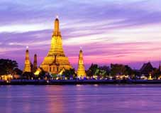 Thaïlande Bike Tour - Bangkok