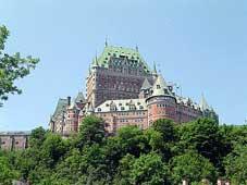Nouveau Monde Tours - Bangor, ME > Québec City, QC