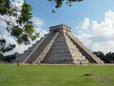 Yucatan Tours - Valladolid, YU  > Chichen Itza  > Merida, YU