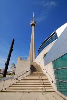 Nouveau Monde Tours - Kingston, ON > Toronto, ON