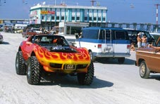 Daytona Beach Bike Week 16 jours - Orlando, FL > Daytona Beach FL