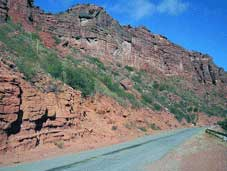 Route 40 Tours - Belen > Cuesta de Miranda > Villa Union
