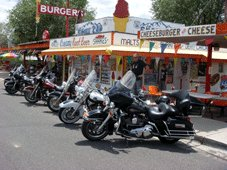 R66 & Parcs Nationaux Tours - Grand Canyon, AZ > Route 66 > Kingman, AZ