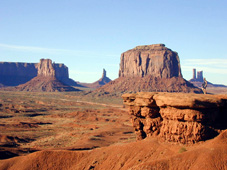 Jackpot Tours - Bluff, UT > Monument Valley > Grand Canyon, AZ