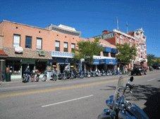 R66 & Parcs Nationaux Tours - Santa Fe, NM > Bandelier Nat'l Monument > Durango, CO