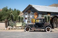 Indian Tours - Sedona > Route 66 > Kingman, AZ