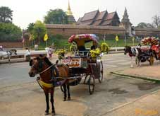 Thaïlande Bike Tour - Sukhothai > Lampang > Chiang Mai