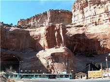Route 66 Tours - Gallup, NM > Petrified Forest > Flagstaff, AZ