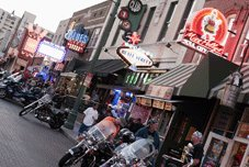 Route du Blues Tours - Clarksdale, MS > Memphis, TN