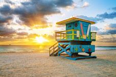 Heart of Dixie Bike Tours - Florida City, FL > Miami, FL