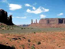 Indian Tours - Chinle, AZ > Monument Valley > Kayenta, AZ