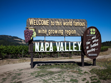 Pacific Coast Tours - San Francisco, CA > Napa Valley > Red Bluff, CA