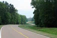 Route du Blues Tours - Lafayette, LA > Natchez Trace Parkway > Vicksburg, MS