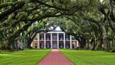 Route du Blues Tours - New Orleans, LA > Route des Plantations > Lafayette, LA