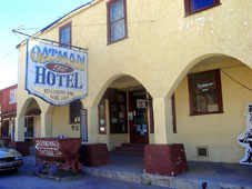 Indian Tours - Kingman > Black Mountains > Oatman > Las Vegas, NV