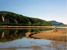 Grandeur Nature Bike Tour - Rimouski, QC > Route des Navigateurs> Quebec, QC