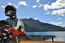 Route 40 Bike Tour - San Martin de Los Andes > Route des 7 lacs  > San Carlos de Bariloche