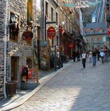 Nouveau Monde Tours - Québec City, QC > Trois Rivières, QC > Montréal, QC