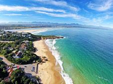 Route 62 Tours - Port Elisabeth > La Route des Jardins > Plettenberg Bay