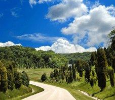 Route du Blues Tours - Nashville, TN > Land Between the Lakes > Paducah, KY
