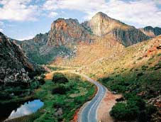 Route 62 Tours - Worcester > Bains' Kloof Pass > Route 62 > Montagu