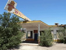 Route 66 Tours - Santa Fe, NM > Gallup, NM