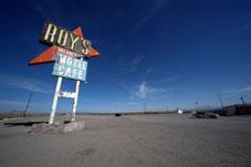 American Dream Tours - Palm Springs, CA > Route 66 > Kingman, AZ