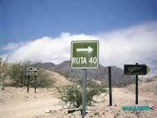 Route 40 Bike Tour - Cafayate > Ruines de Quilmes > Belen