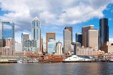 Pacific Coast Tours - Portland > Mount Rainier > Seattle, WA