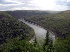 Grandeur Nature Bike Tour - Baie Comeau, QC > La Gaspésie> Carleton-Sur-Mer, QC