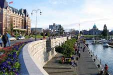 Canadian Dream Tours - Kelowna, BC  > Vancouver, BC