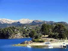 Route 40 Bike Tour - Chos Malal > Lac Aluminé > Villa Pehuenia