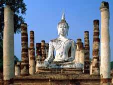 Thaïlande Bike Tour - Nakhon Sawan >c Phitsanulok > Sukhothai